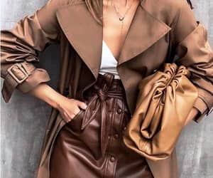 long jacket, camel jacket, and trench coat image
