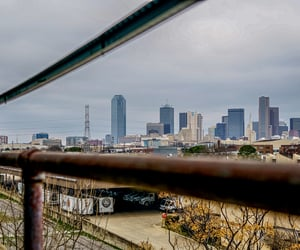 architecture, Dallas, and skyline image