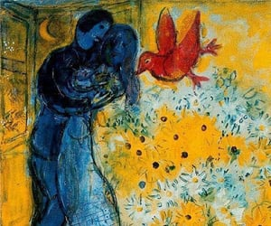 1959, art, and marc chagall image