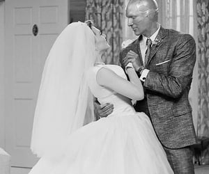 1960, black and white, and couple image
