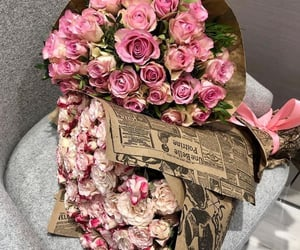 fashion, flowers, and gorgeous image