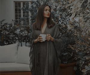 actress, Angelina Jolie, and auburn image
