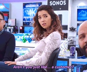 blizzard, season 4, and superstore image