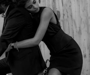 black and white, fashion, and vogue mexico image