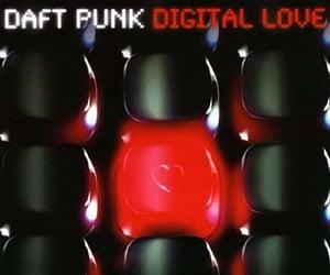 album, daft punk, and music image