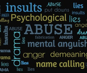abuse, word art, and words image
