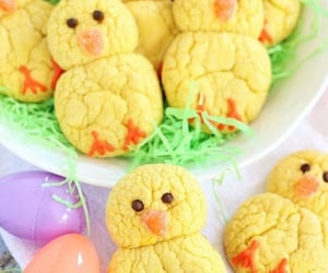 baking, Cookies, and easter image