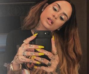 Tattoos, kehlani, and singer image