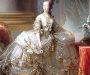 18th century, marie antoinette, and historical fashion image