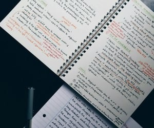 handwriting, notes, and organised image