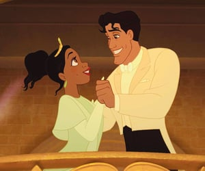 disney, the Princess and the frog, and princess and the frog image
