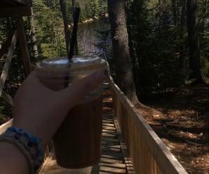 adventure, coffe, and lake image