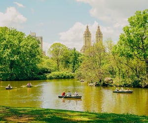 Central Park and nyc image