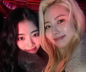 goeun, purple kiss, and ireh image