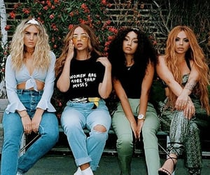article, music, and little mix image