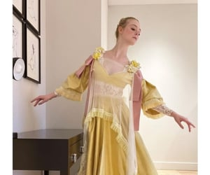 Elle Fanning and the great image