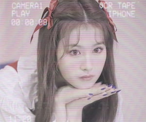 kpop, vhs, and kpop edit image
