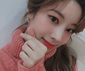 twice, jungyeon, and dahyun image