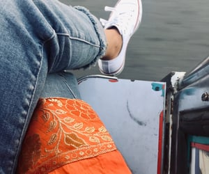 chuck taylor, clothes, and denim image