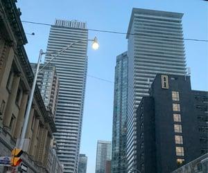 explore, skyscraper, and toronto image