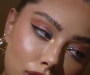 aesthetic, makeup, and beauty image