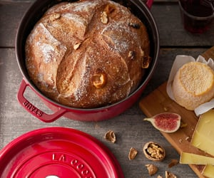 bread recipe with yeast image