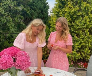 jam, laugh, and pink image