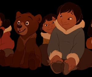 disney, brother bear, and clip art image