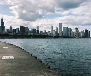 chicago, Lake Michigan, and cities image
