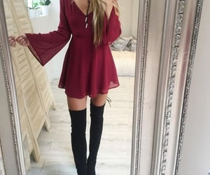 red and cute image