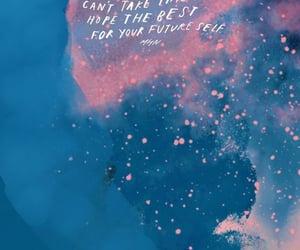 blue, inspiration, and motivation image