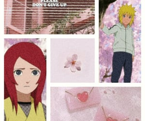 anime, kushina, and naruto image