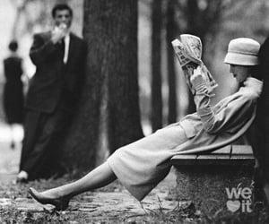 love, retro, and vintage image