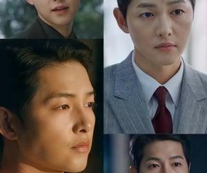 drama, korean, and song joong ki image
