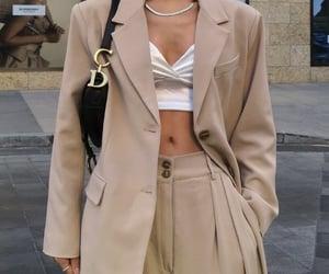fashion, dior, and girl image