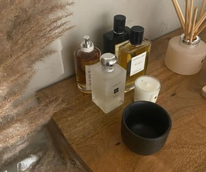 aesthetic, skin care, and parfum image
