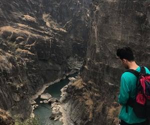 adventure, lake, and life image