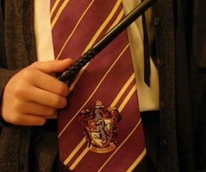 harry potter, gryffindor, and hogwarts image