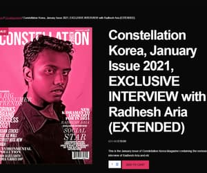 article, constellation, and entertainment image