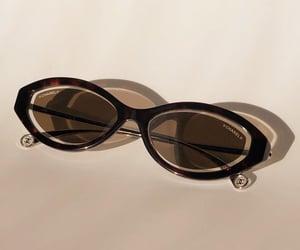chanel, fashion, and sunglasses image