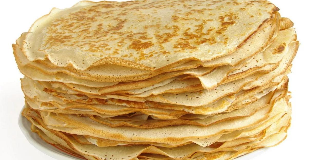 article, pancakes, and recipe image