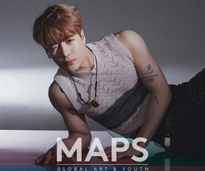 asian, handsome, and jackson image