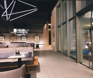 luxury, modern, and restaurants image