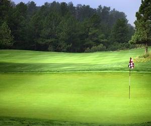 golf and golfclub image