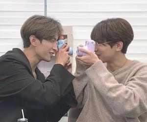 DK, wonwoo, and lq image