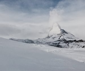 beautiful, winter, and nivel image