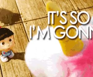 agnes, funny, and gifs image