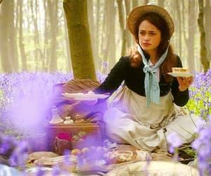 edwardian, period drama, and tea party image