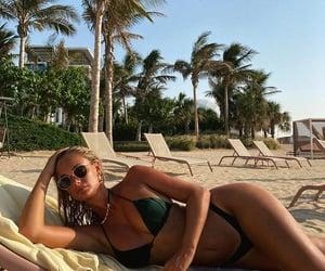beach, Dubai, and summer image