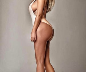 body, blonde, and long hair image
